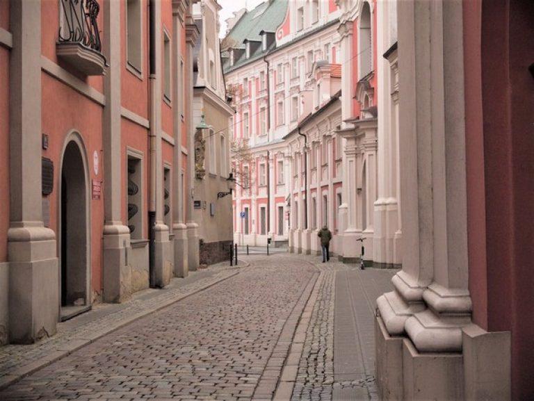 dzielnice Poznania